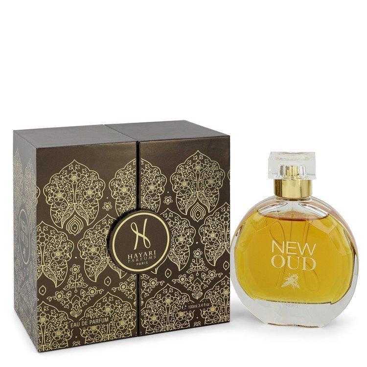 Hayari New Oud Eau De Parfum Spray Unisex By Hayari Perfume
