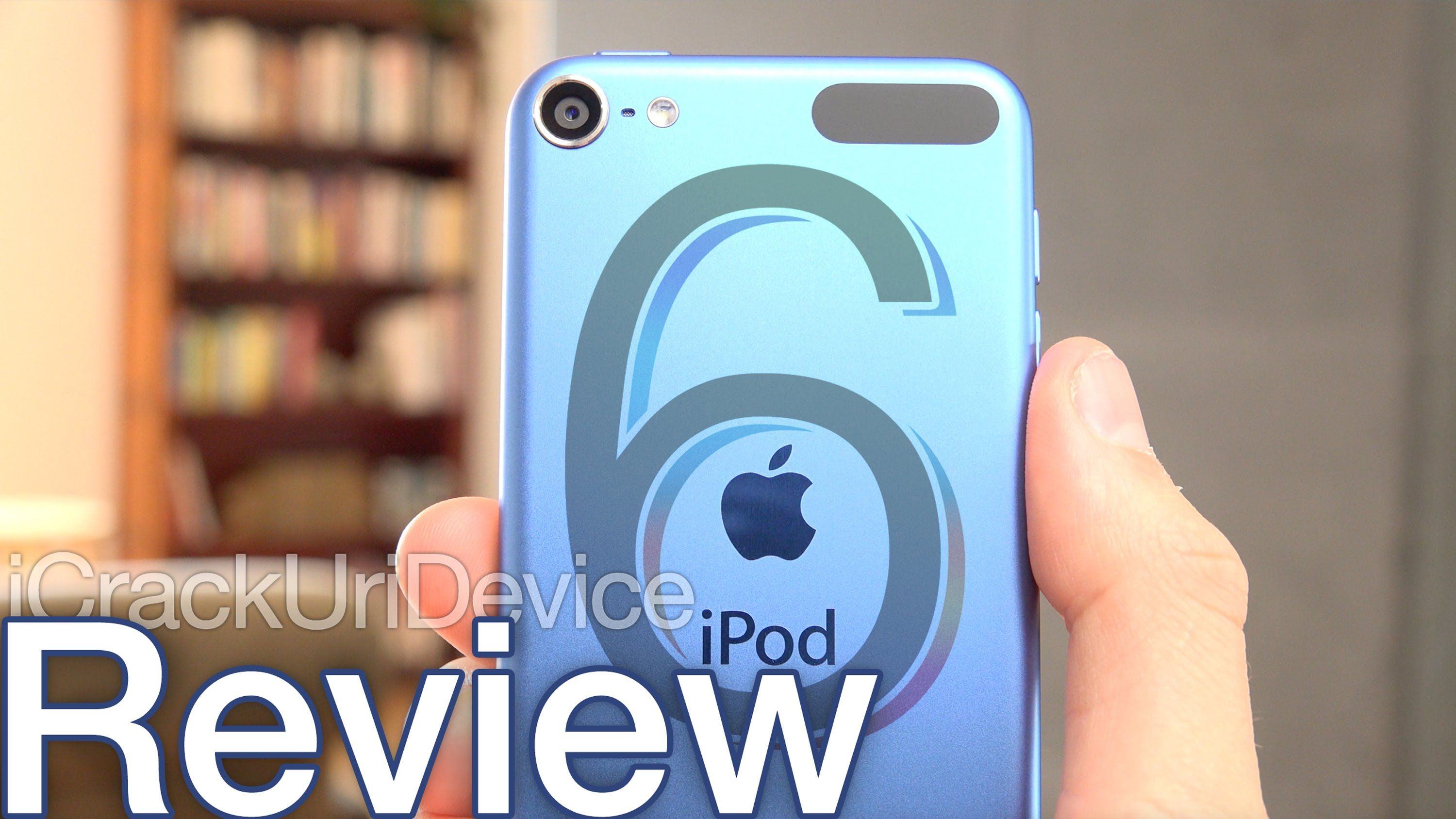 iPod Touch (6th Generation) Review & Unboxing iPod Touch