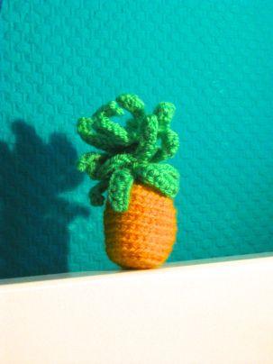 DIY: Pineapple | • DIY – Sticken, Nähen, Häkeln • | Pinterest ...
