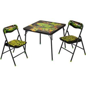nickelodeon teenage mutant ninja turtle square table and chair set rh pinterest es