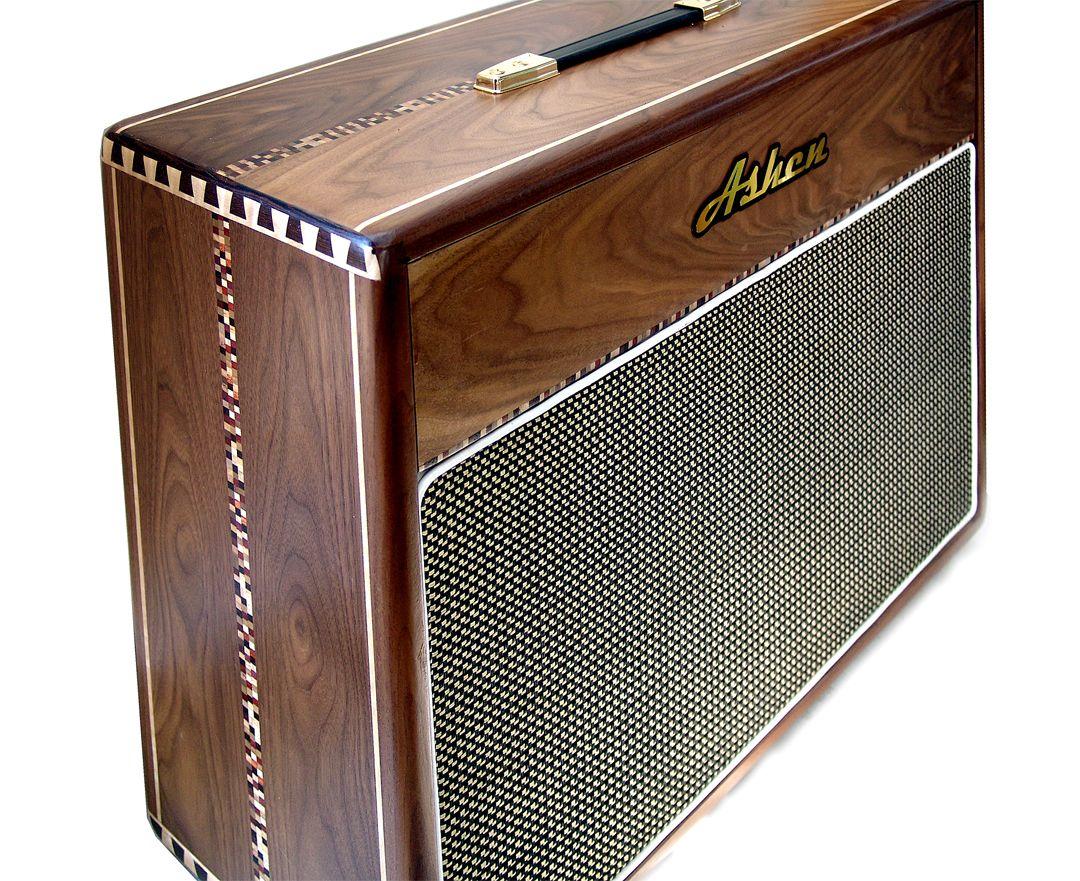 Ashen Croesus 212 Walnut Handmade Boutique Custom Guitar Cabinet Guitar Cabinet Diy Guitar Amp Custom Guitar