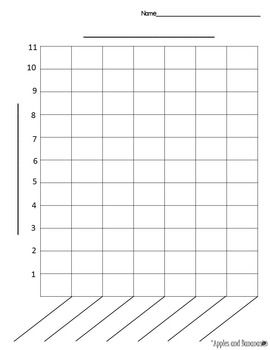 Bar Graph Templates   Educational Activities    Bar