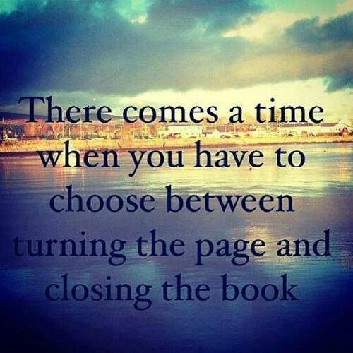 Close The Book Everything Will Be Alright In The End Quotes