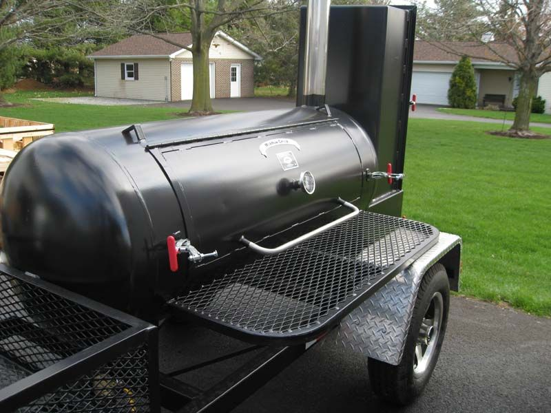 Image result for bbq trailers | BBQ Grills | Bbq smoker