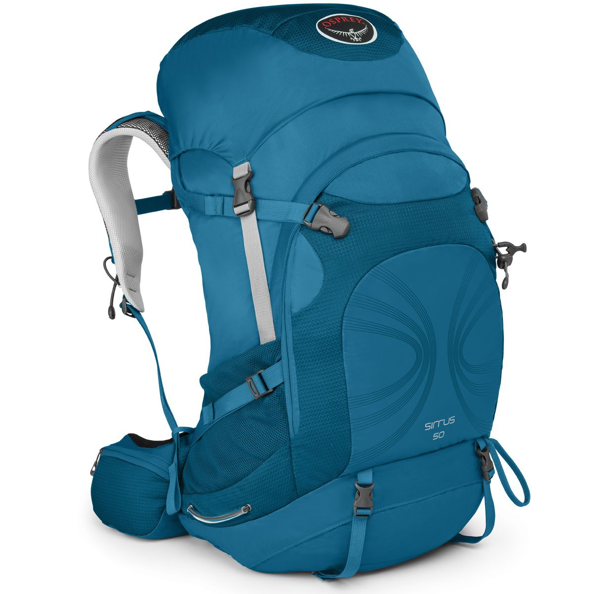 47a6189879a OSPREY Women s Sirrus 50 Backpack - Eastern Mountain Sports   Travel ...