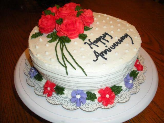 Pin By Phyllis Riffey On Happy Anniversary Pictures Happy Anniversary Cakes Happy Marriage Anniversary Cake Marriage Anniversary Cake
