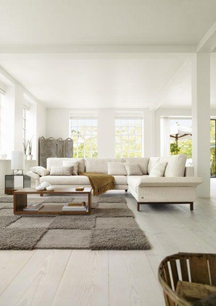 Sofa VIDA Rolf Benz - wohnzimmer ideen hell