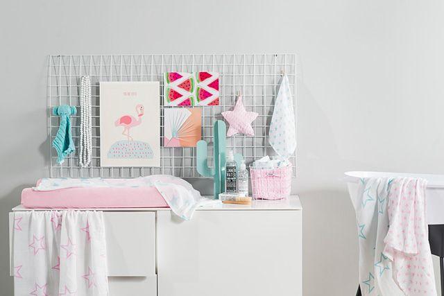 Ideeen Roze Kinderkamer : Babykamer ideeen roze referenties op huis ontwerp interieur