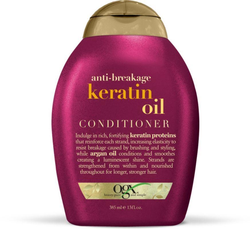 OGX AntiBreakage Keratin Oil Conditioner Item 2255128