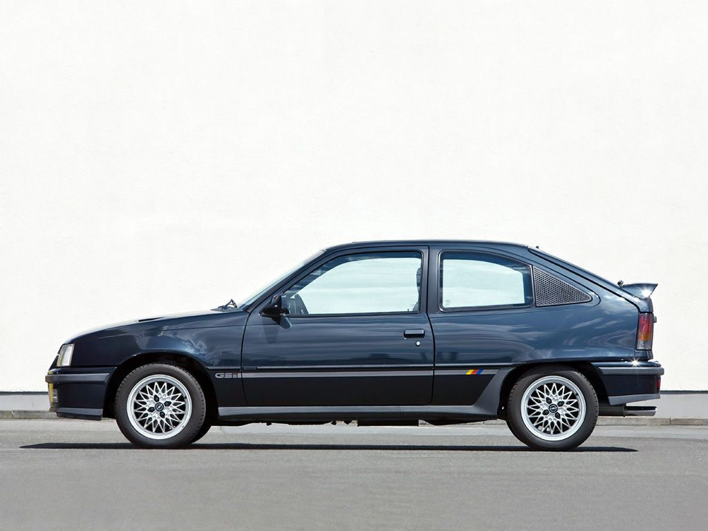 Opel Kadett Gsi 16v 3 Door Carros Auto Caminhonetes