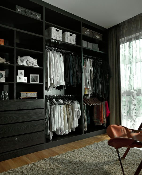 How to design the perfect walk-in wardrobe - Home & Decor Singapore