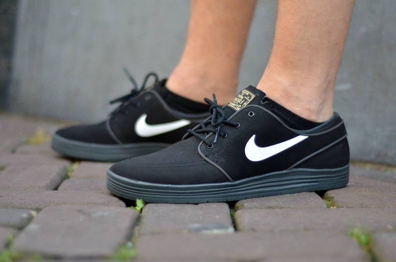 Nike SB Lunar Janoski - Black/White/Anthracite · Women Running ShoesNike ...