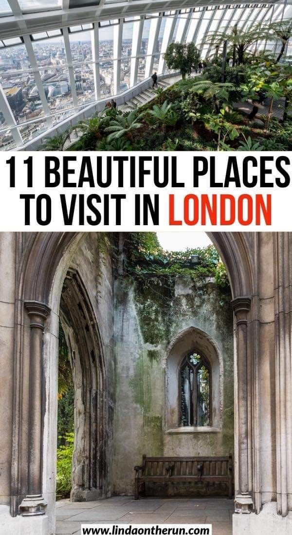 11 Beautiful Places In London You Should Not Miss| things to do in London| places to visit in London| London| London,  England| Great Britain #travel #traveltips #london #londontravel  #europetravel
