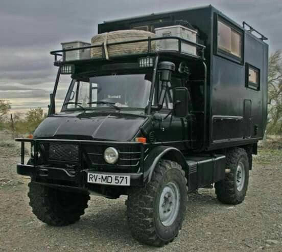 Unimog Camper Unimog Expedition Truck Trucks
