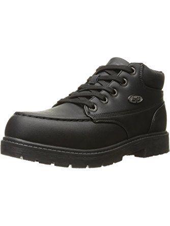 Lugz Men's Loot Sp Chukka Boot, Black, 7 D US ❤ Lugz