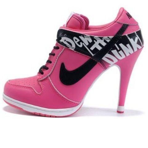 wow, just wow! | Nike heels, Nike high
