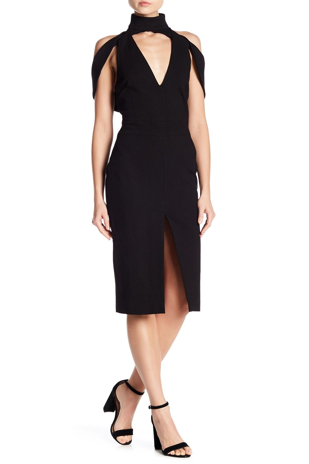 019d15dcf7b024 Elliatt - Gotham Cold Shoulder Dress is now 40% off. Free Shipping on  orders over  100.
