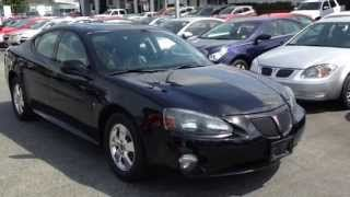 2006 Pontiac Grand Prix for sale at Eagle Ridge GM in Coquitlam, near Vancouver BC!  http://eagleridgegm.com http://facebook.com/eagleridgegm http://twitter.com/eagleridgegm