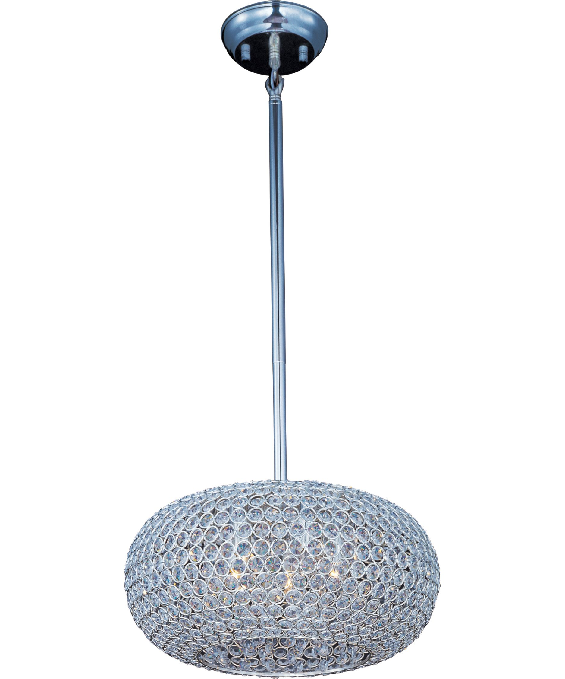 Glimmer 15 Inch Mini Pendant by Maxim Lighting Maxim