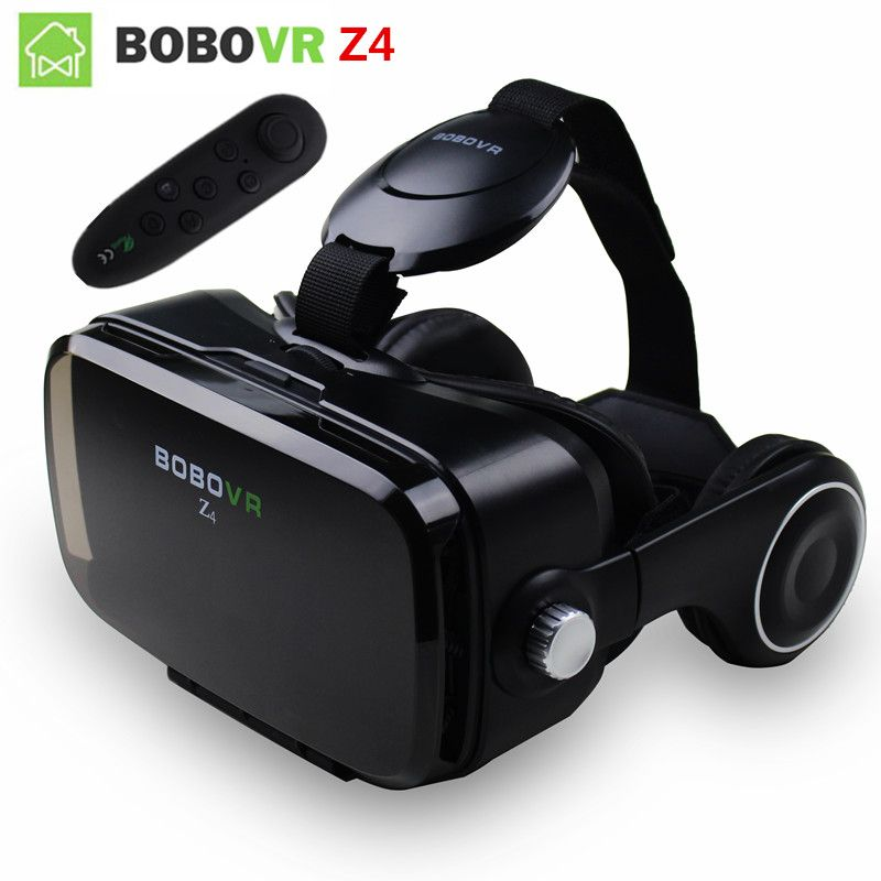 8e3dec78bd8 BOBOVR Z4 Bobo Vr Virtual Reality Goggles Mobile 3D VR Video Glasses gafas  Helmet Cardboard VR Headset For 4.7-6.2