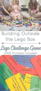 Get your kids thinking outside the lego box set with lego games like this lego c  kids games