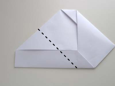 Easy Origami Envelope Folding Instructions  How To Make An Easy