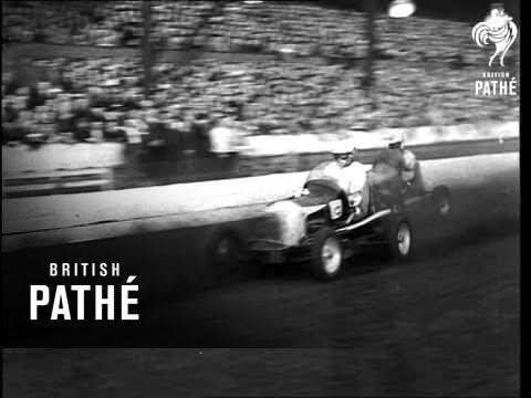Midget Car Racing Stamford Bridge 1948 Racing Race Cars Racing Photos