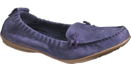 Hush Puppies Ceil Slip On MT Womens Loafers Shoes Navy Nubuck 7.5 on http:/
