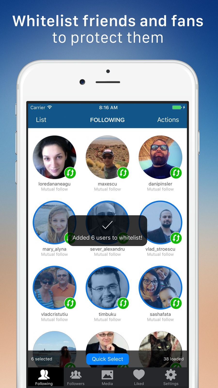 Cleaner for ig networkingsocialappsios ios apps app