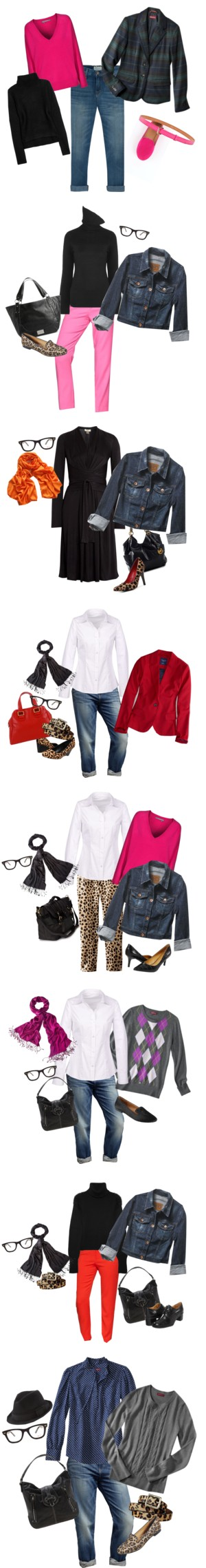 """December Closet Challege"" by michelle-jones-i on Polyvore"
