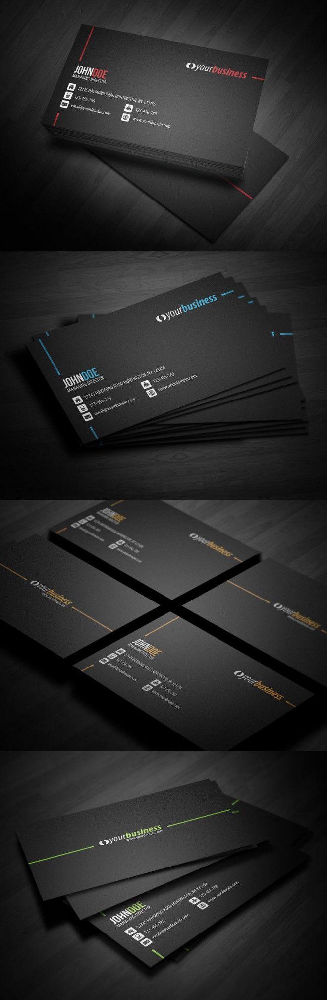 50 Creative Corporate Business Card Design Examples Design Inspiration Business Card Design Creative Business Cards Creative Business Card Design