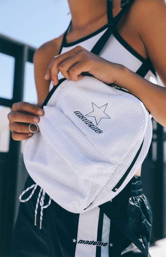 802ec845859f Converse x MadeMe White Super Mini Backpack