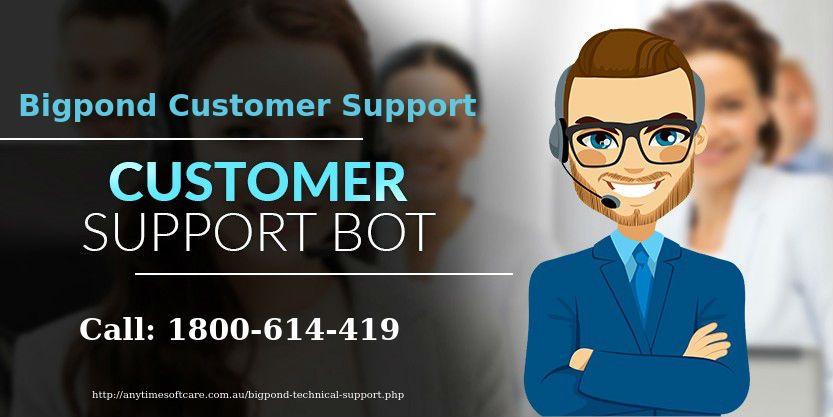 Achieve Best Bigpond Email Support Australia 1800614419