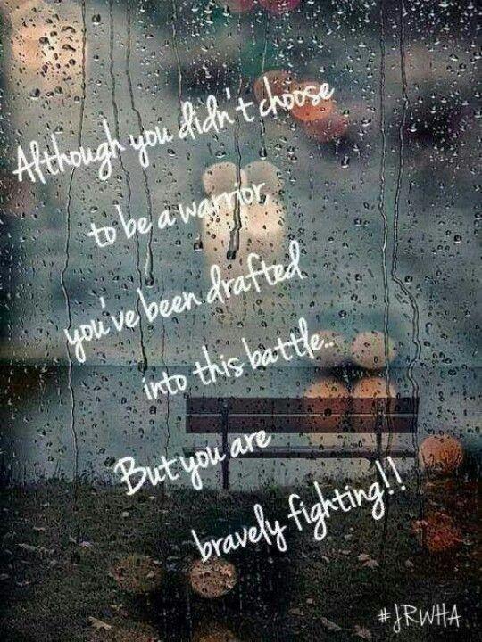 Sad And Depressing Quotes :I'm a WARRIOR!…