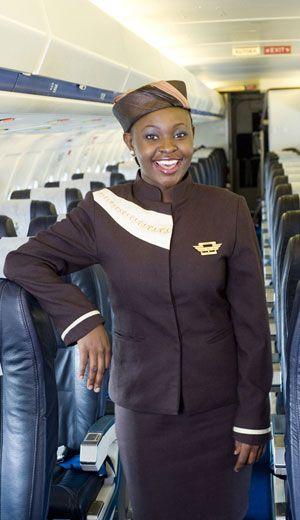 Uganda Air Uganda Cabin Crew エア ウガンダ 客室乗務員 ウガンダ Flight Attendant Uniform Flight Attendant Cabin Crew Jobs