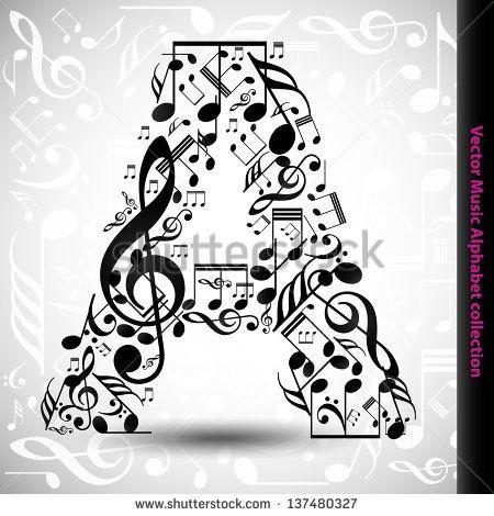 Alphabet-abstract-made Vectores en stock y Arte vectorial | Shutterstock