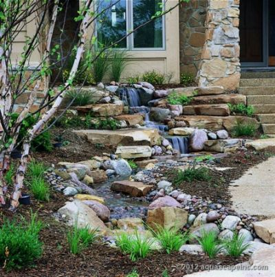 Merveilleux Pondless Waterfall Stream | Pondless
