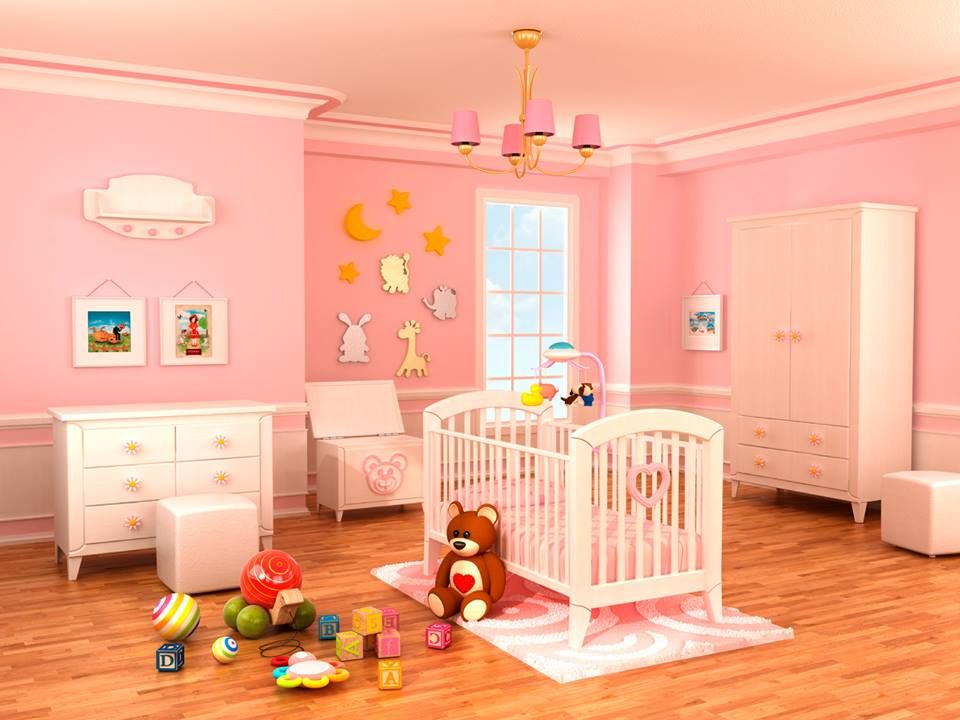 38 Trending Nursery Room Ideas For A Beautiful And Cozy Baby Bedroom