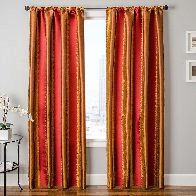 Cameron Rod-Pocket Curtain Panel