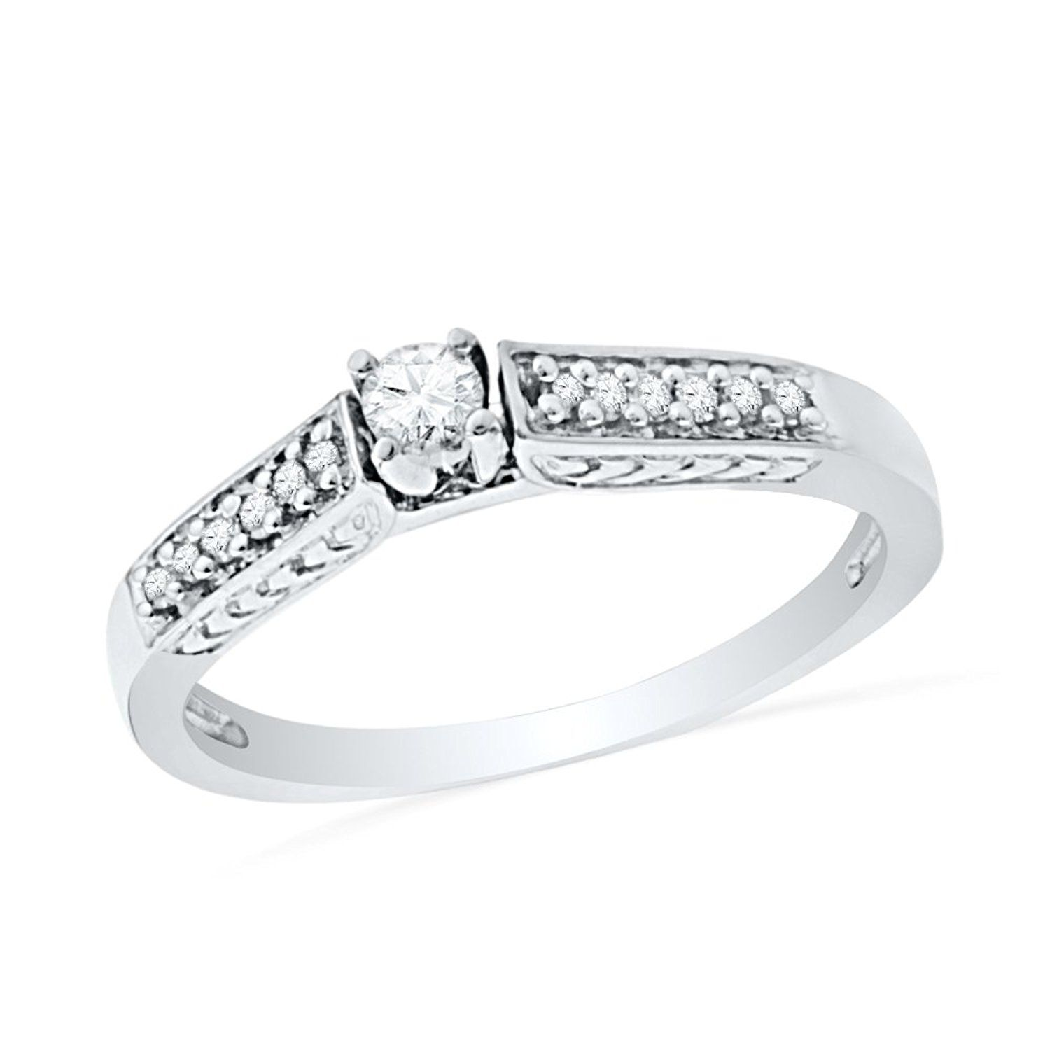 how to clean diamonds rings