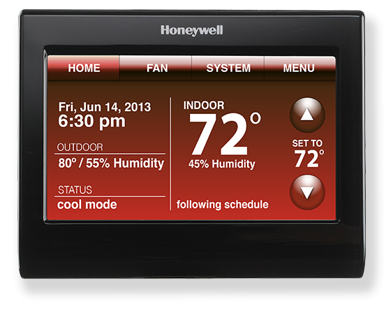 WiFi Programmable Thermostat from Honeywell. Your