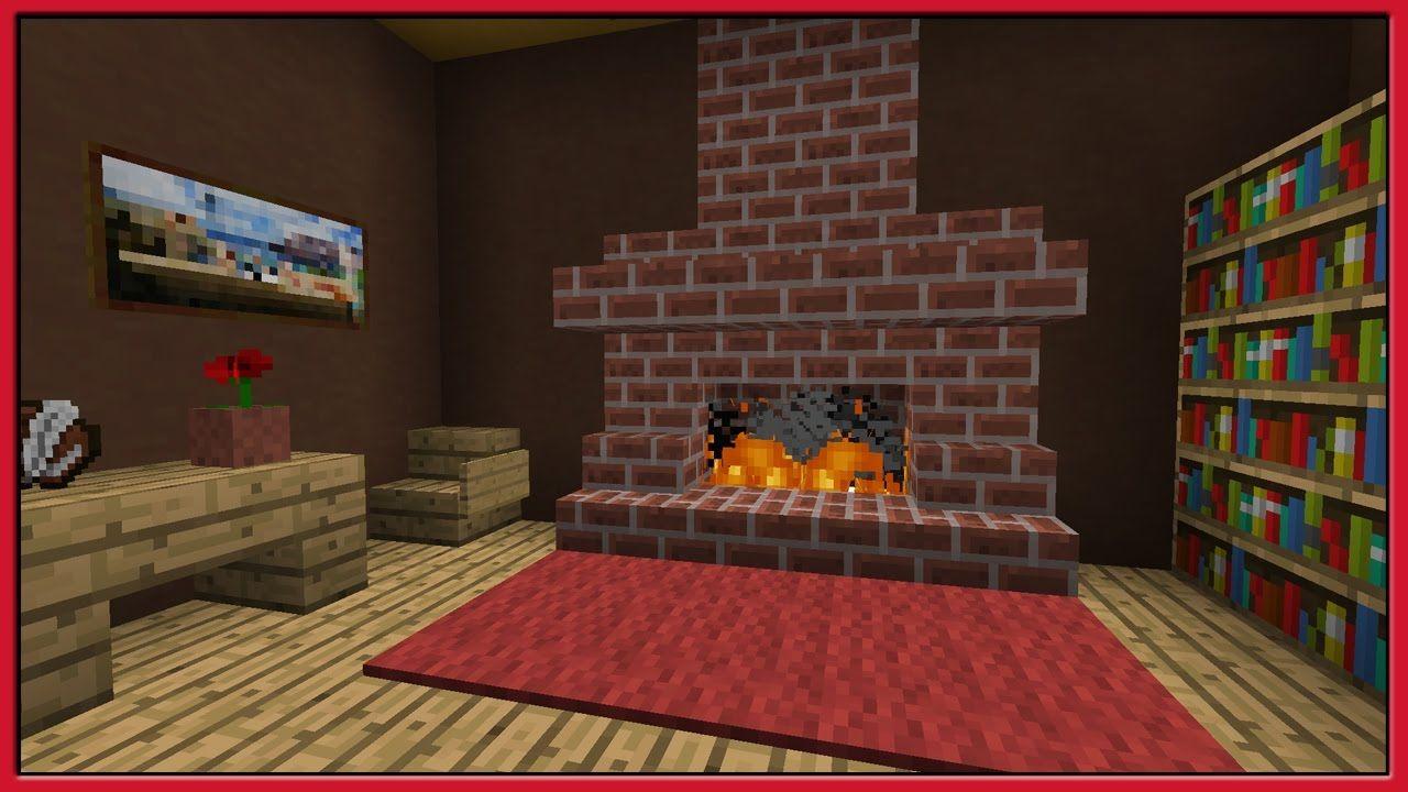 Come Fare Un Letto Su Minecraft : Minecraft: come fare un camino tutorial minecraft pinterest
