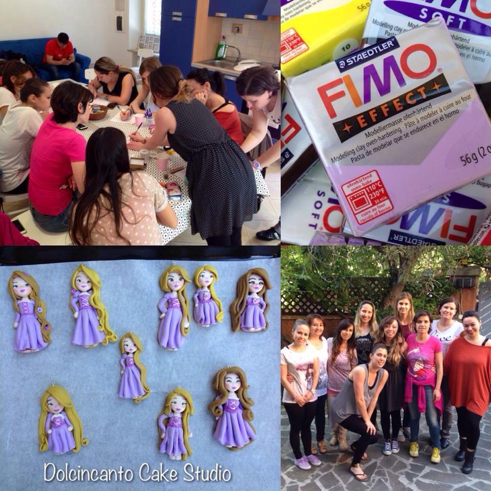 Corso Fimo Creativo 9 Maggio 2015