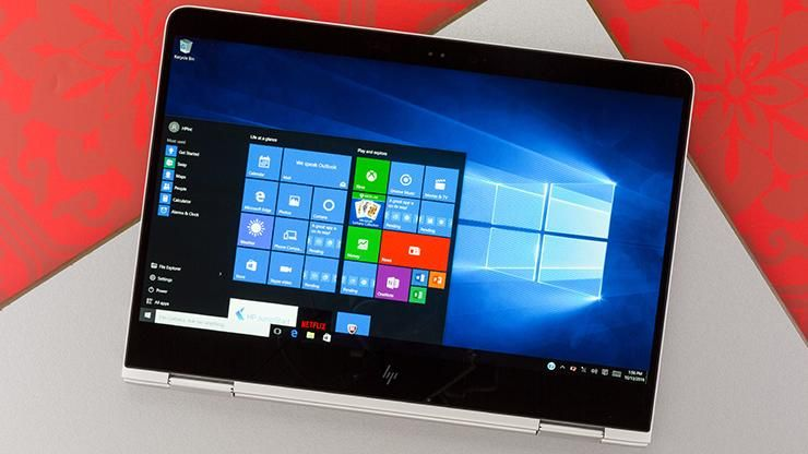 The 13-inch HP Spectre x360 is a powerful, high-end