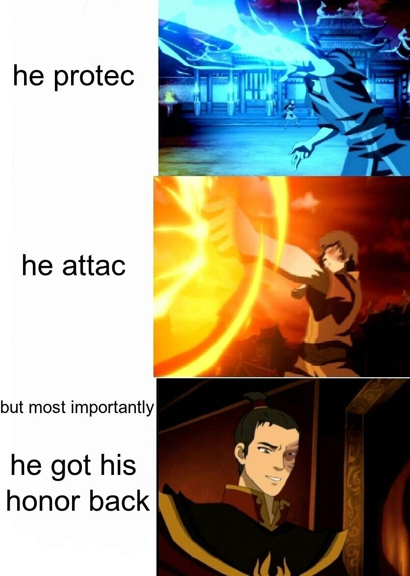 Have A Wholesome Zuko Meme With Images Avatar The Last