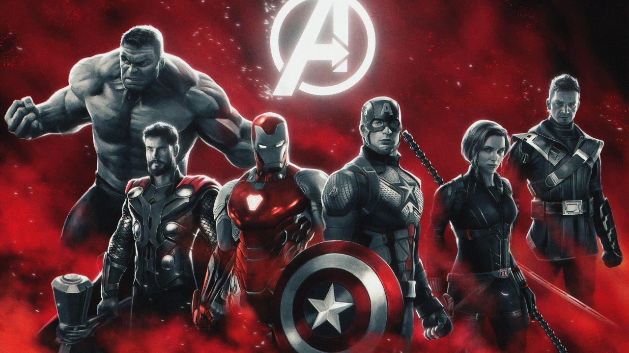 Avengers 4k Wallpaper Hulk Thor Iron Man Captain America Black Widow Hawkeye Movies 1140 Thor Wallpaper Avengers Wallpaper 4k Wallpapers For Pc