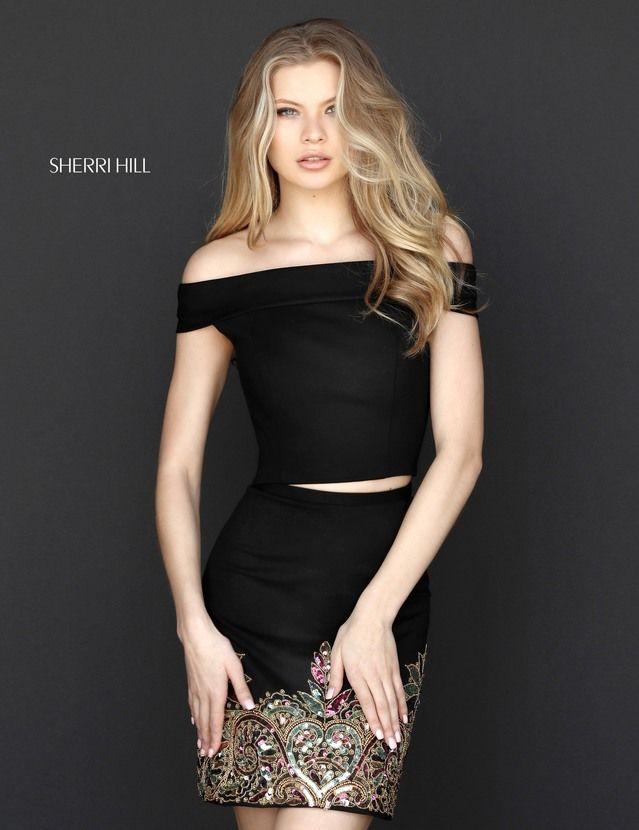 Prom dress. Formal ShortsSherri HillSexy ...