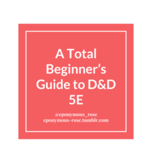 brief overview of d d for beginners google slides doc explains the