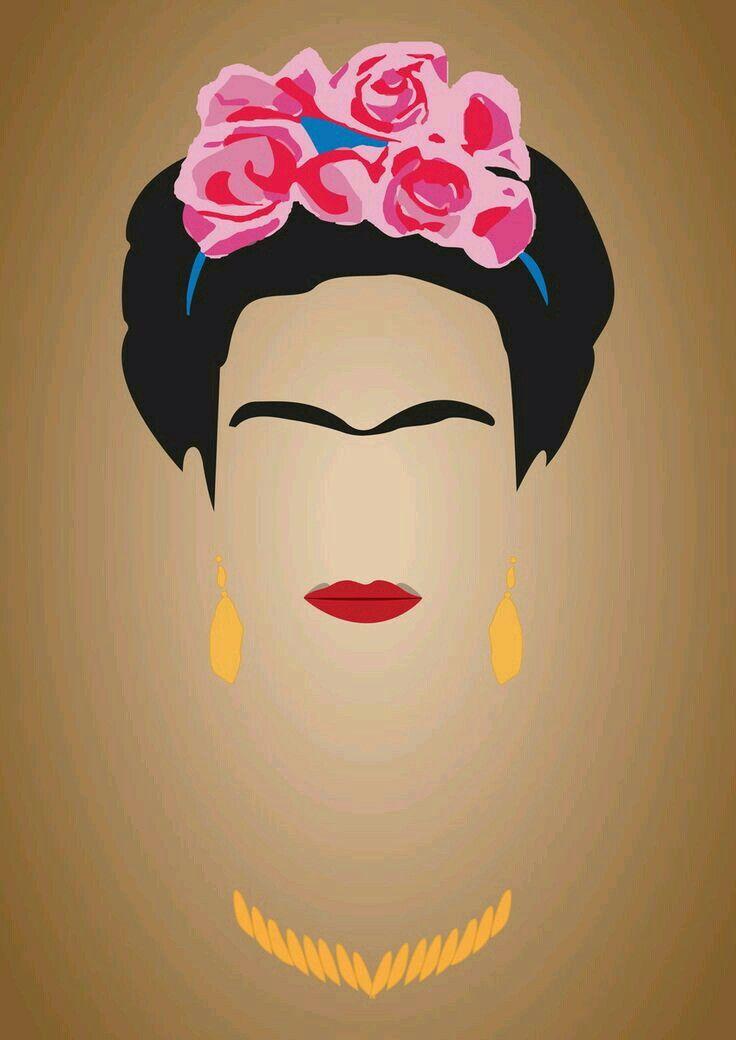 Frida Kahlo Frida Art Pop Frida Kahlo Dibujo Y