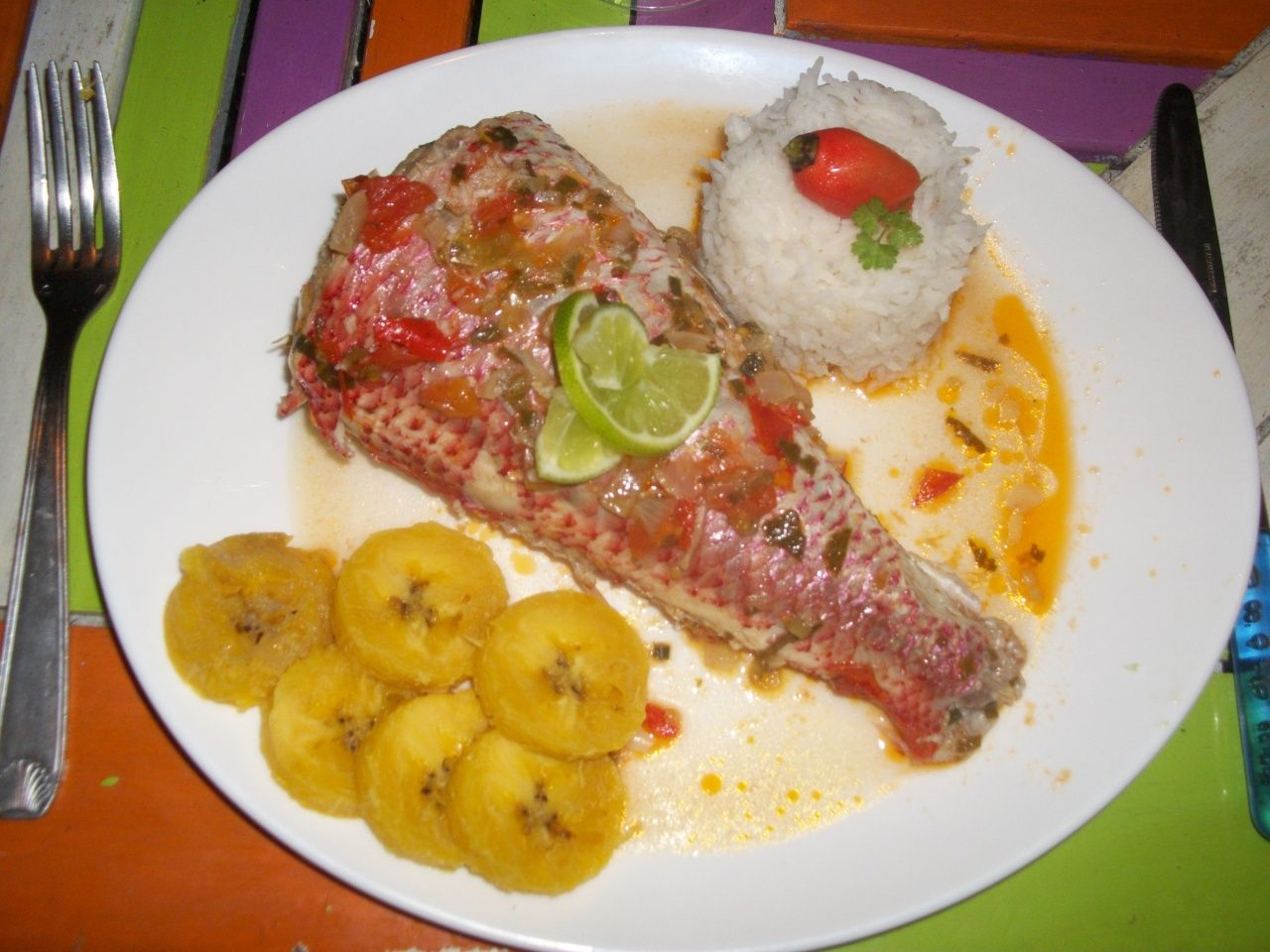 Court bouillon de poisson cuisine sal e pinterest - Cuisine creole antillaise ...